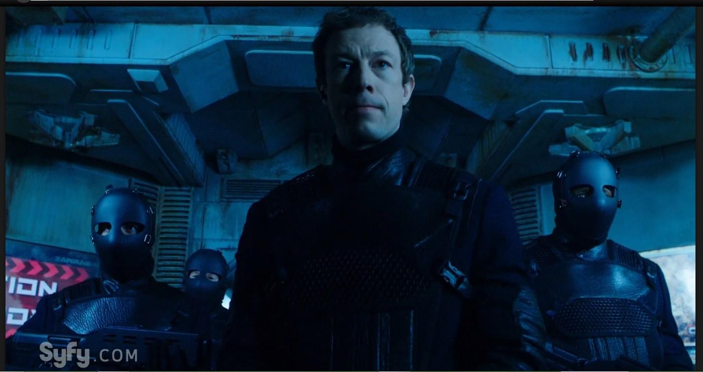 """444 """"Dark Matter"""" season 3 2"""