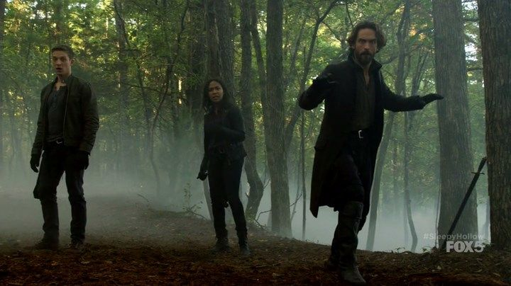 444 Sleepy Hollow Season 4 3