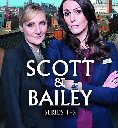 Scott & Bailey. Episode 5.1 Release Date
