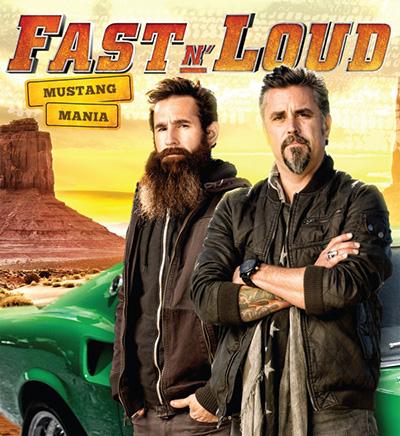 Fast N' Loud season 12 Release Date