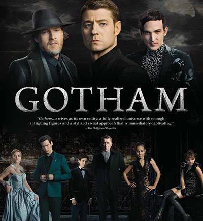 Gotham. Season 4 Release Date