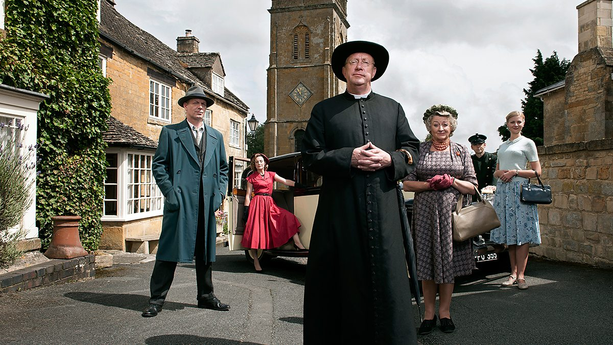 444 Father Brown. The Mask of the Demon 1