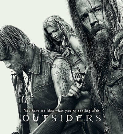 """Outsiders"" season 2 Release Date"