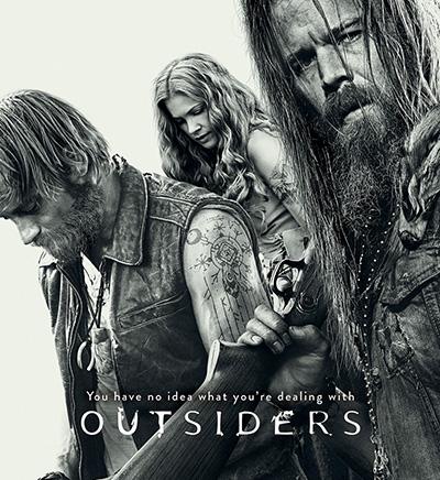 """""""Outsiders"""" season 2 Release Date"""