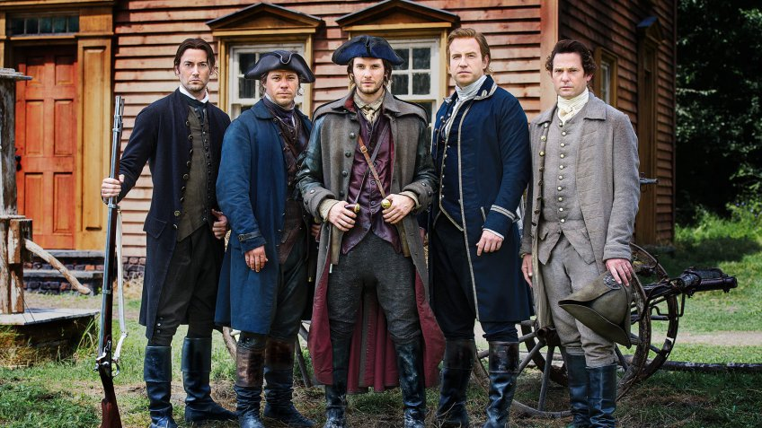 Sons Of Liberty Season 2 1