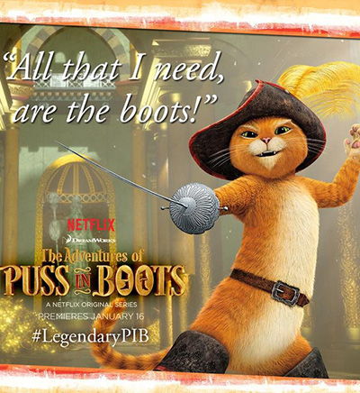 The Adventures of Puss in Boots Season 4 Release Date