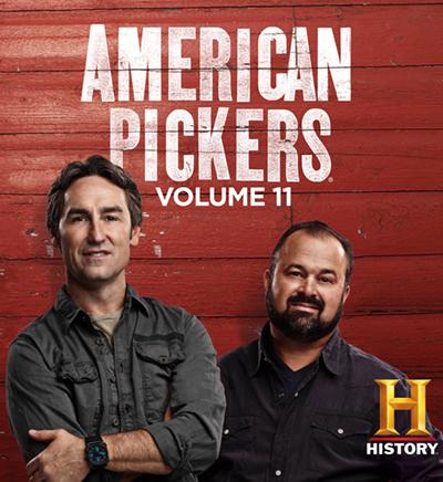 American Pickers Season 17 Release Date