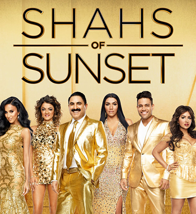 Shahs of Sunset Season 6 Release Date