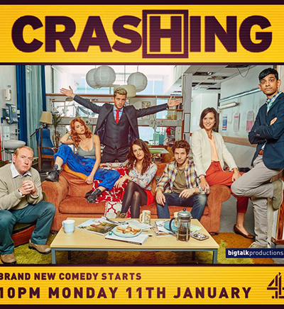 Crashing Season 2 Release Date