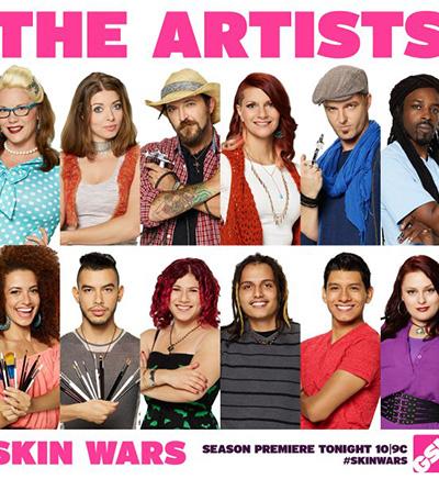 Skin Wars Season 4 Release Date