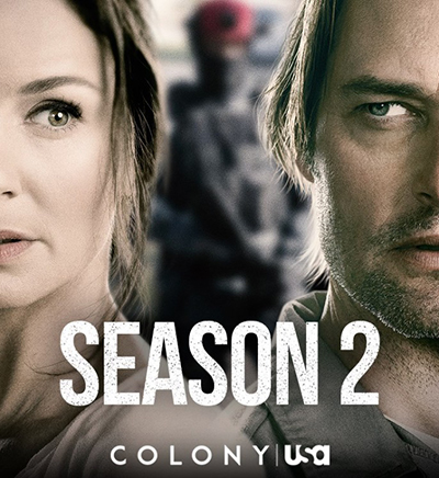 The series Colony Season 2 Release Date