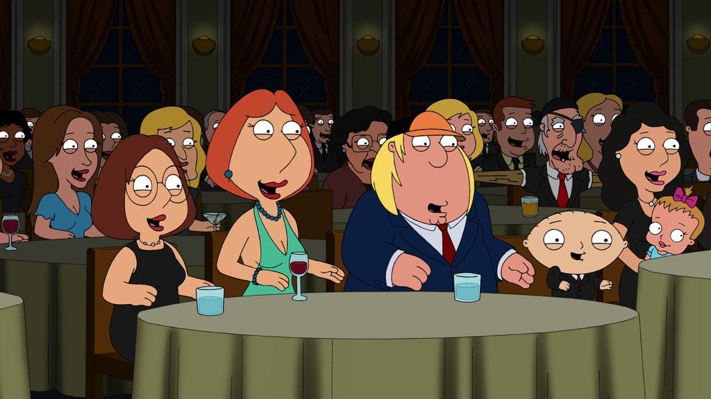 Family Guy Season 16 2