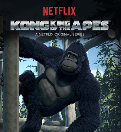 Kong: King of the Apes Season 2 Release Date