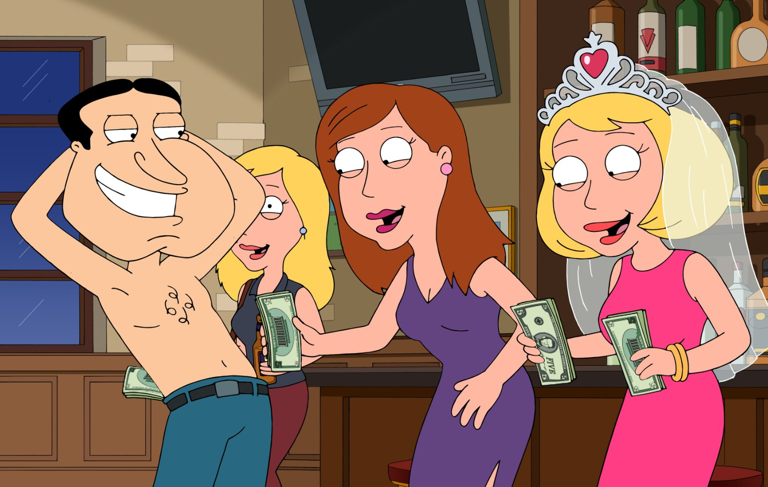 Family Guy Season 16 1