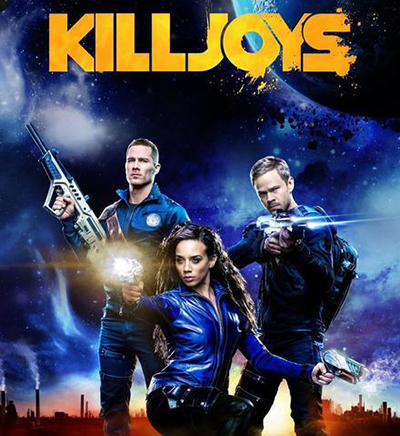"""Killjoys"" Season 2 Release Date"