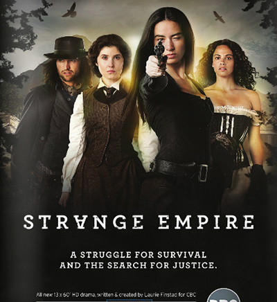 Strange Empire: Rise of the Woman Season 2 Release Date