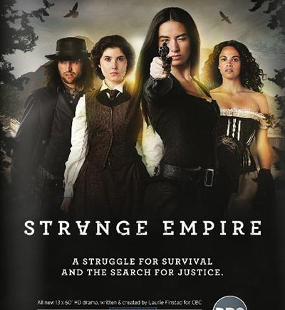 Strange Empire: Rise of the Woman Season 2 Release Date