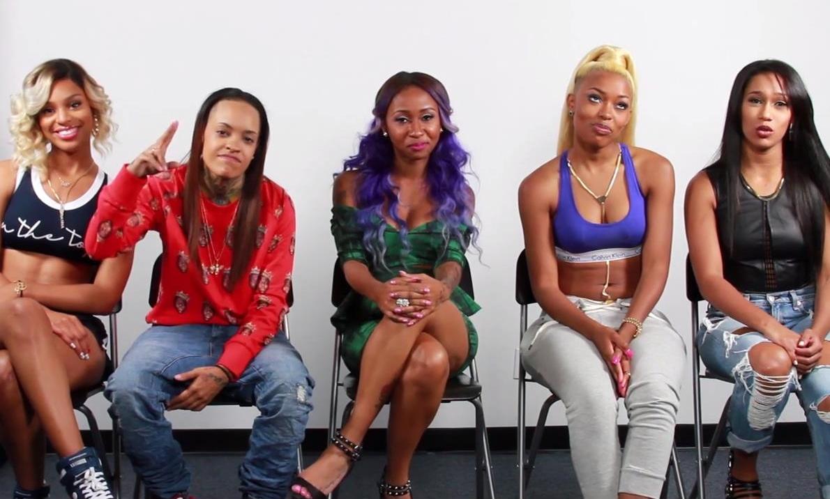 Sisterhood of Hip Hop Season 4 3