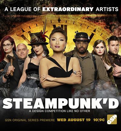 Steampunk`d Season 2 Release Date