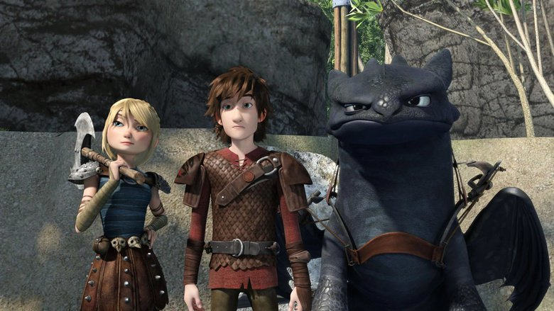 DreamWorks Dragons Season 4 1