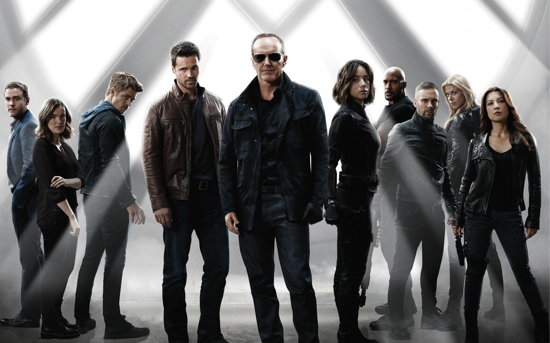 Marvel`s Agents of S.H.I.E.L.D. Season 5 1
