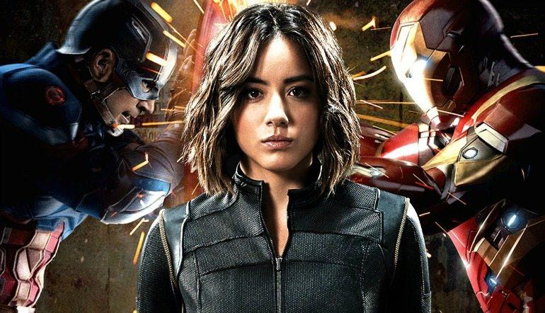 Marvel`s Agents of S.H.I.E.L.D. Season 5 2