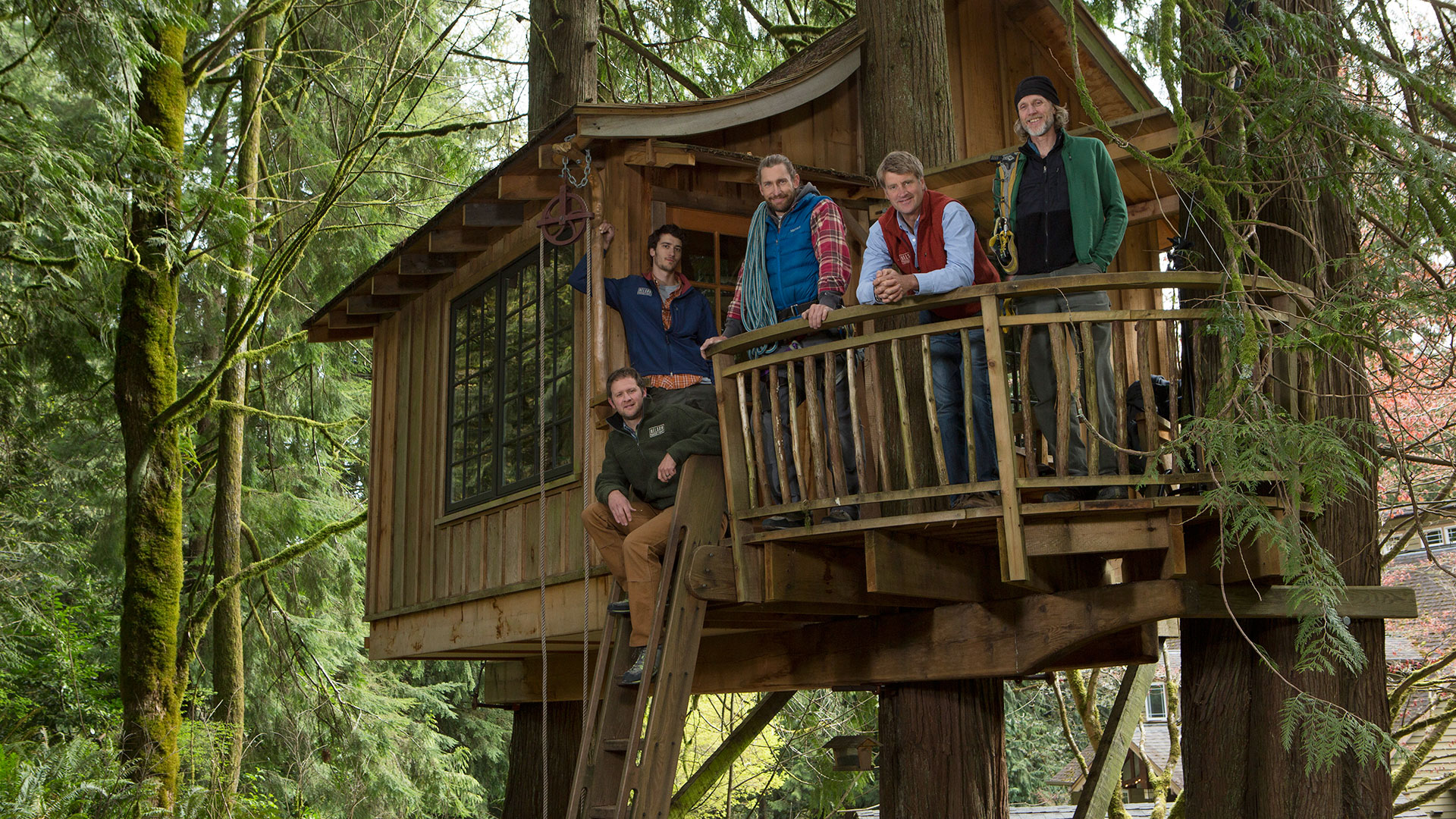 Treehouse Masters Season 7 1