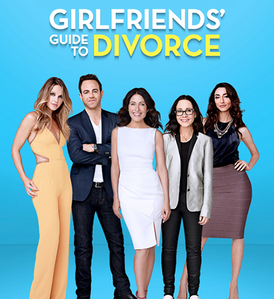 Girlfriends' Guide to Divorce season 3 Release Date