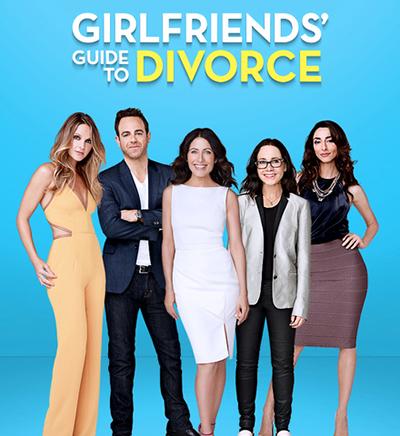 Girlfriends' Guide to Divorce season 3 Release Date