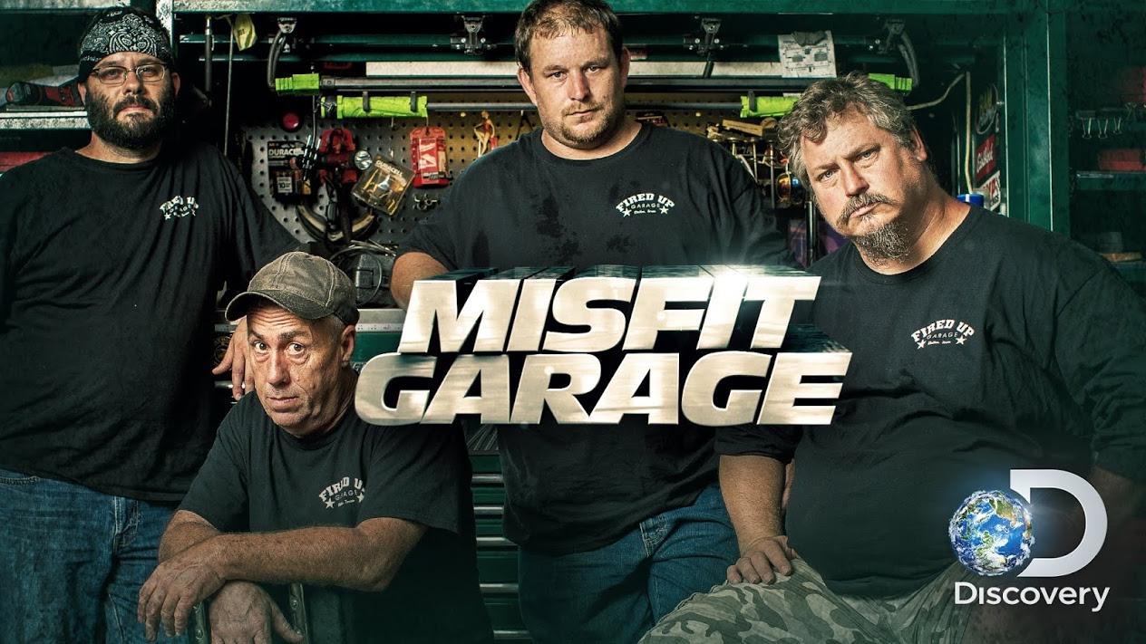 Misfit Garage Season 5 1