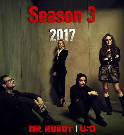 Mr. Robot season 3 Release Date