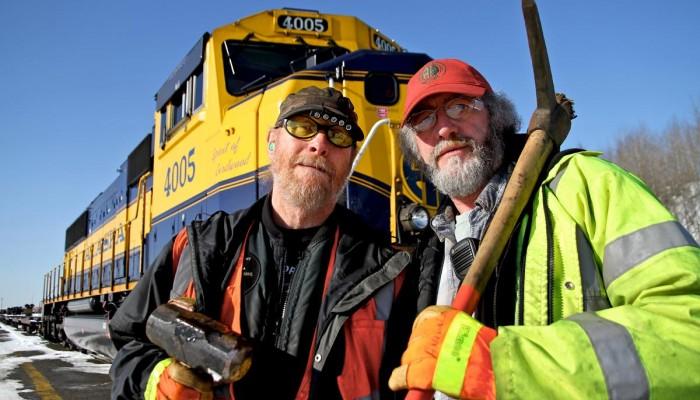 Railroad Alaska Season 4 1