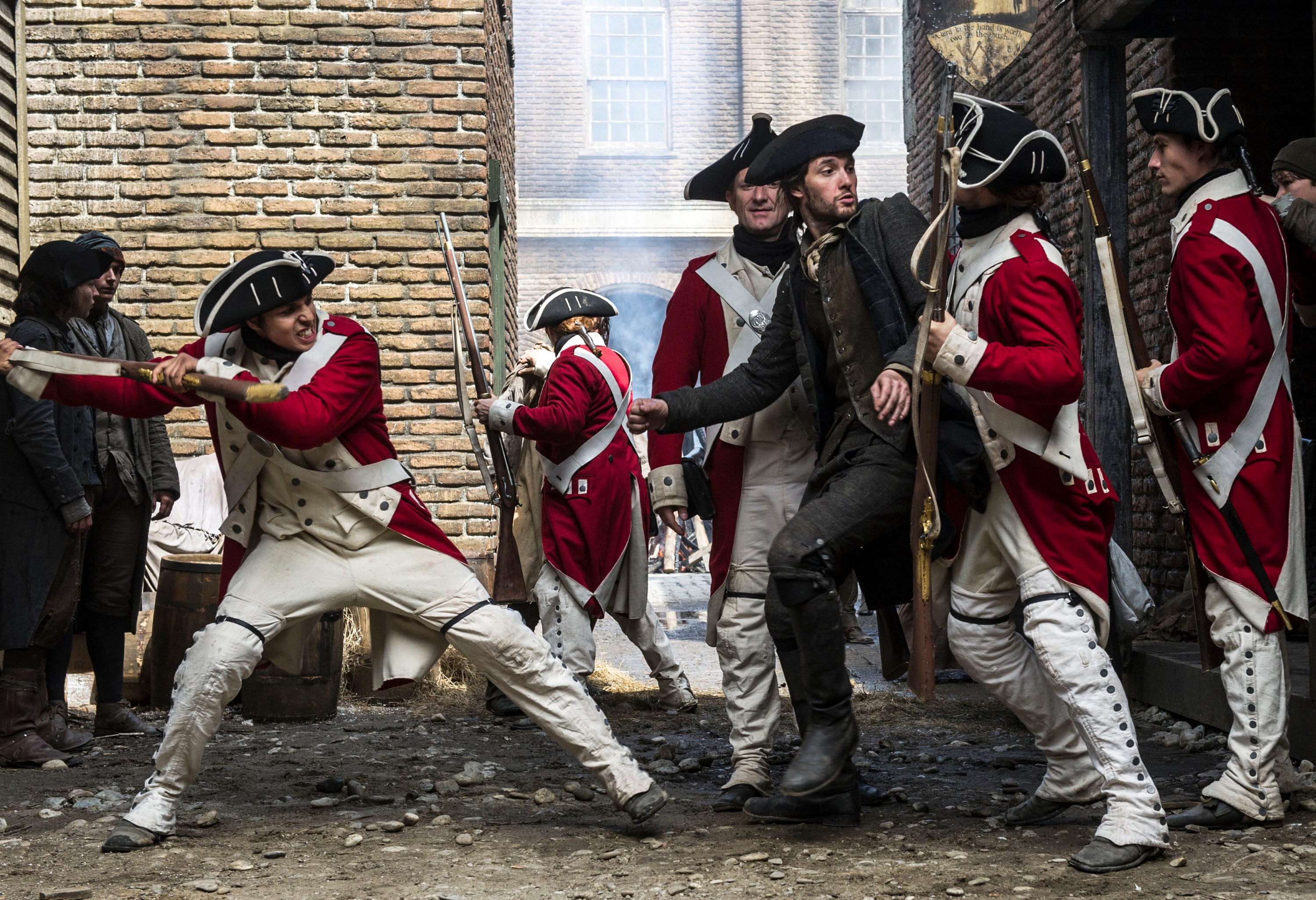 Sons Of Liberty Season 2 3