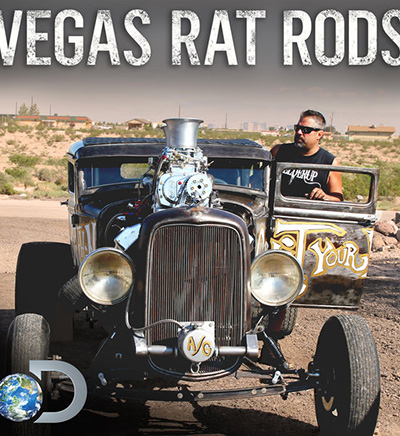 Vegas Rat Rods Season 4 Release Date