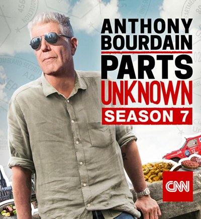 Anthony Bourdain: Parts Unknown Season 9 Release Date
