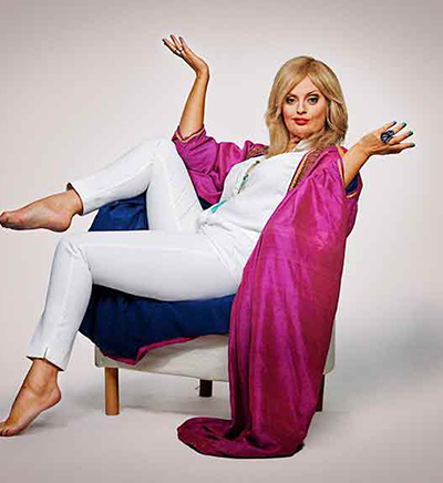 Morgana Robinson`s The Agency Season 2 Release Date