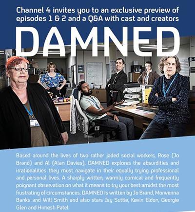 Damned Season 2 Release Date