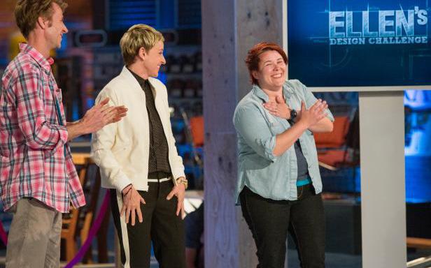 Ellen`s Design Challenge Season 3 3