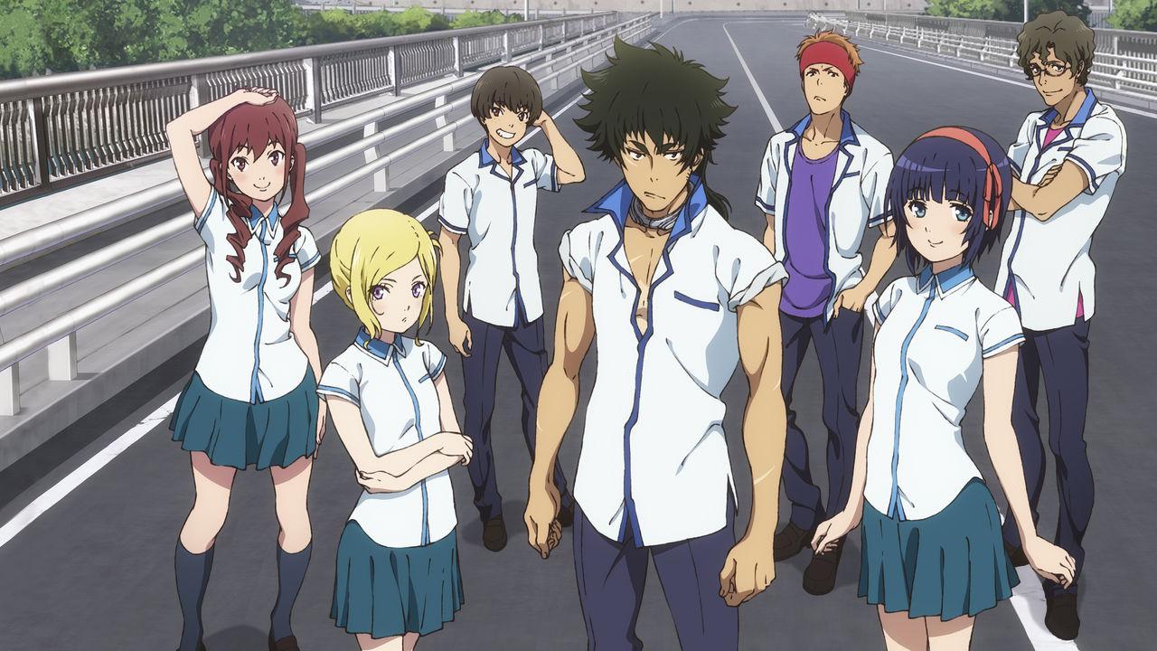 Kuromukuro Season 3 3