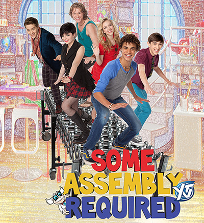 Some Assembly Required Season 4 Release Date