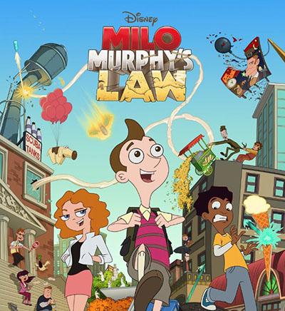 Milo Murphy`s Law Season 2 Release Date