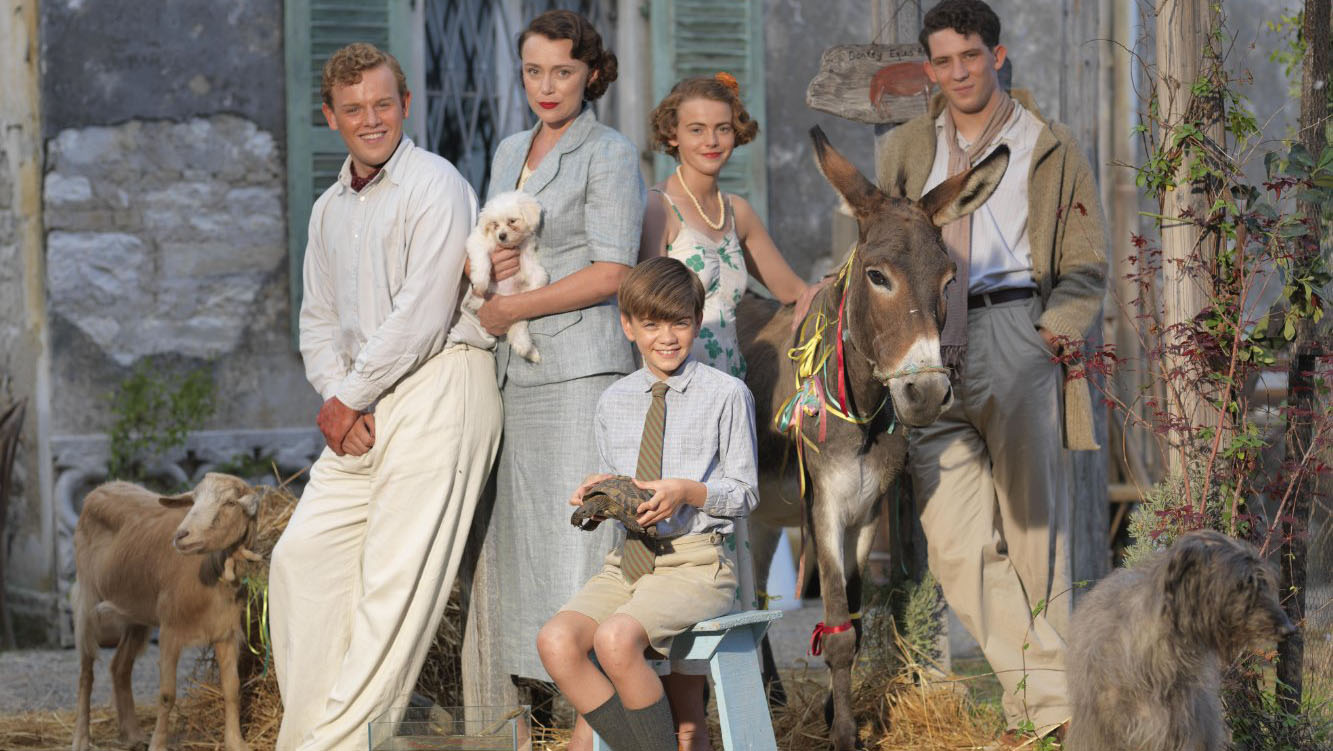The Durrells Season 2 1