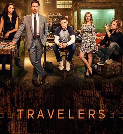 Travelers Season 2 Release Date