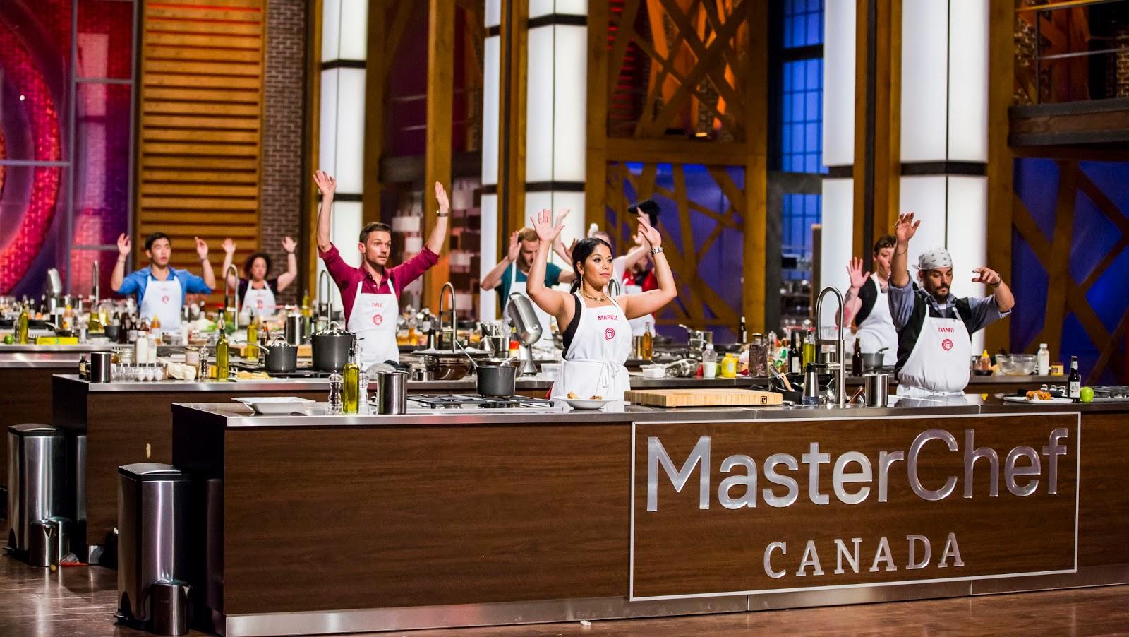 Masterchef Canada Season 4 1