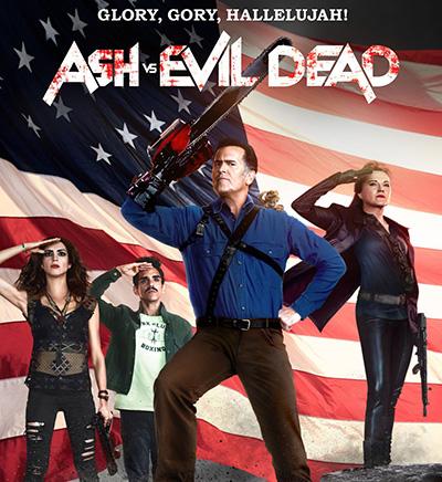 Ash vs. Evil Dead Season 3 Release Date