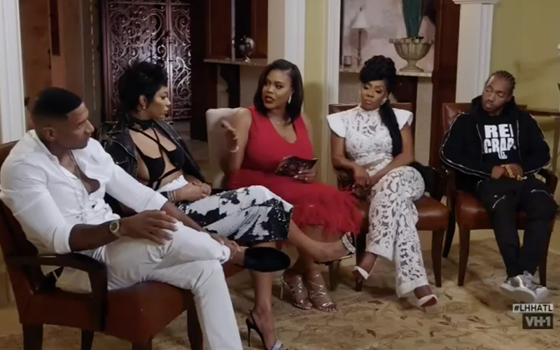 Love & Hip Hop: Atlanta Season 6 2