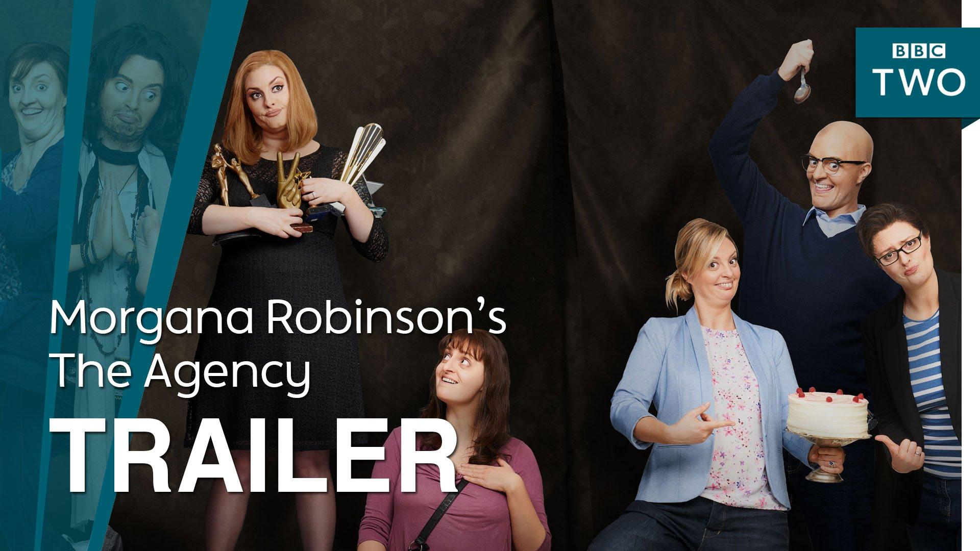 Morgana Robinson`s The Agency Season 2 1