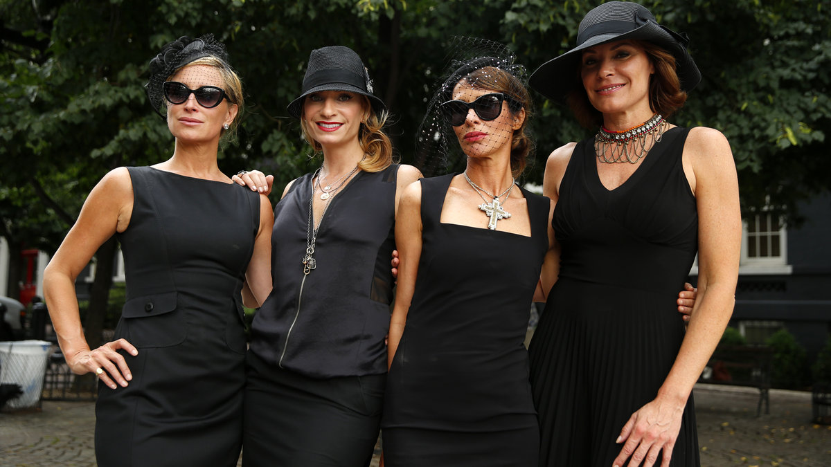 The Real Housewives of the New York City Season 9 3