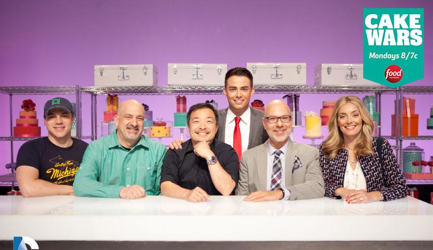 Cake Wars: Christmas Season 3 3