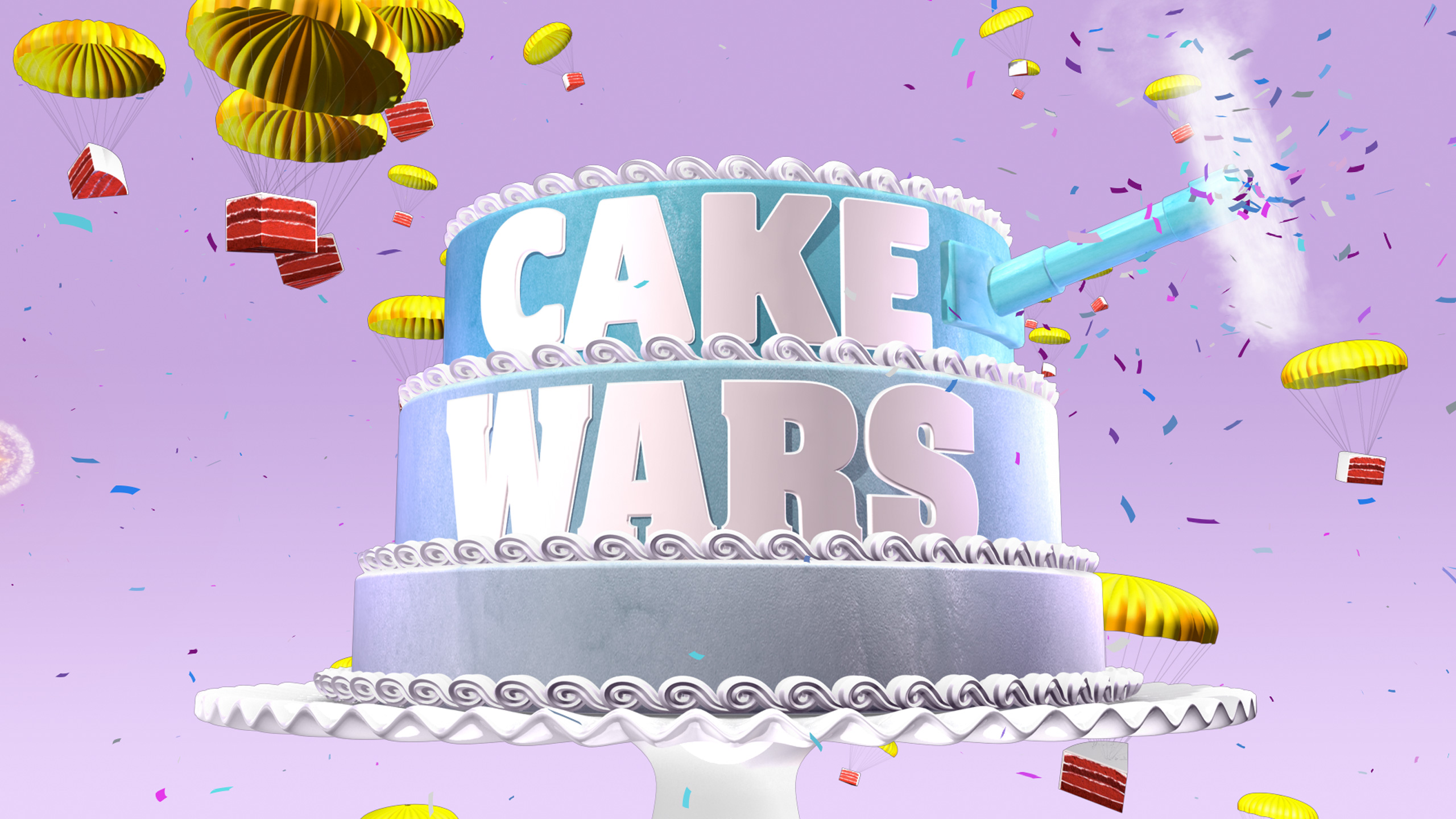 Cake Wars: Christmas Season 3 1